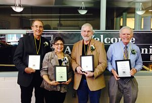 2014 Educator Hall of Fame